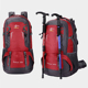 2018 new backpack 60L waterproof outdoor backpack Ultralight travel Mountaineering Backpacks