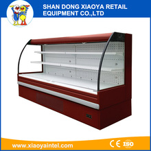 meat used refrigerators wall certificate display case