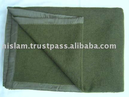 Military / Army Blanket