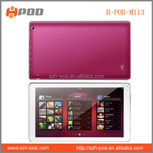 Best price android mid q8,quad os tablet pc,two cameras,big battery tablet pc