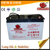 Hot 24 volt gel marine battery,12v 100ah vrla solar agm battery