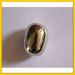 2015 cheap stainless steel ice pearls for promotion