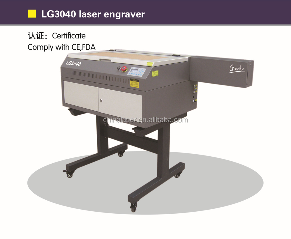 Musical instruments for laser cutting machine lg3040 t for Laser printing machine for t shirts