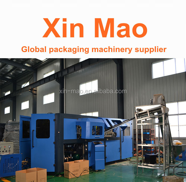 Latest RD plastic bottle machine maker