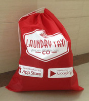 Wholesale chinese 210D polyester/nylon laundry bag