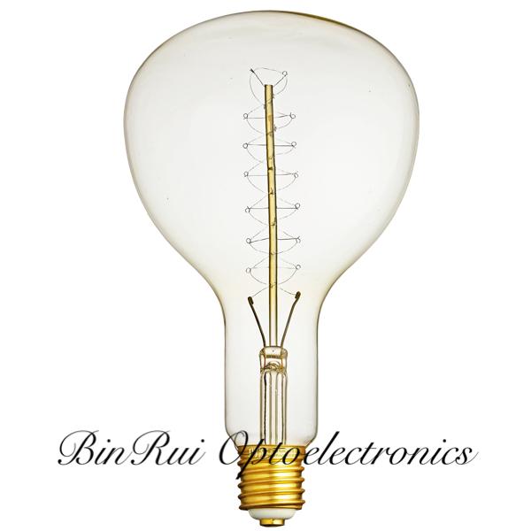 2015 Hot Selling Mega Edison Bulb R165 40w 110v 220v Mega Edison Light Bulb Buy Edison Light