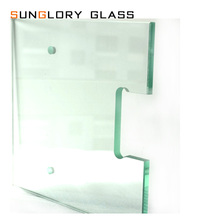 exterior / interior Tempered Glass safety glass window and door