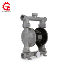 57 L cast steel chemical air diaphragm pump