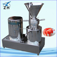 hand coffee grinder colloidal milling machine for food industry