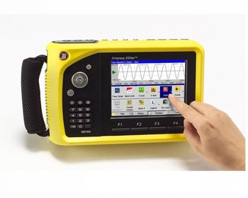 Impaq Elite Vibration analyser