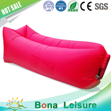 Best-sale Green Lay bag Best Inflatable Sofa Chair Swimming Air Sofa