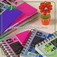 2014 new office and school supplies notebook factory price