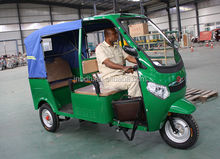 Made in China Bajaj three wheeler petrol auto rickshaw