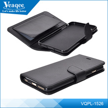 Veaqee For Iphone 6 Pu Case Leather,Cheap Mobile Phone Leather Case For Iphone 6g 4.7