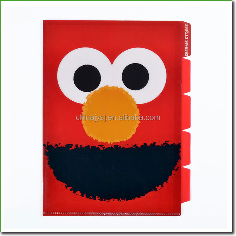wholesale custom a2 plastic file folder