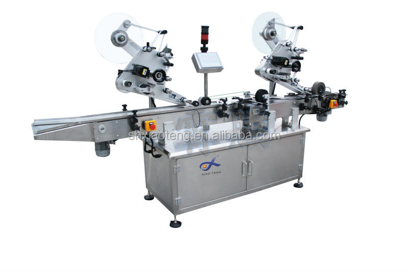 automatic two head labeling machine(labeler)