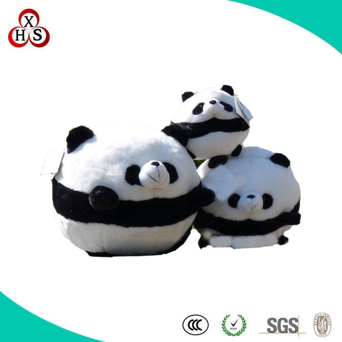2014 hot sale cute soft Christmas Gift Talking Panda Toy