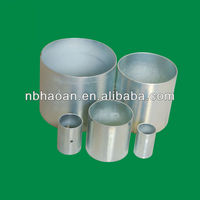 Carbon Steel or Stainless Steel Rubber Sleeve Pipe Clamp