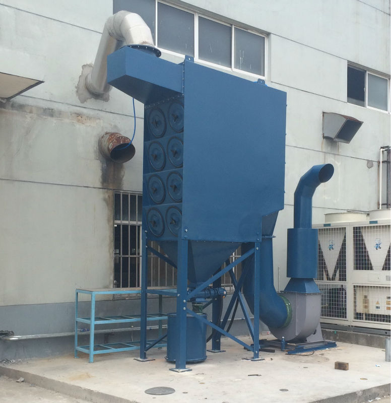 FORST Industrial Cyclone Dust Extractor Equipment