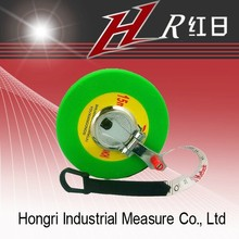 New abs body case 100 meter long tape measure for construction