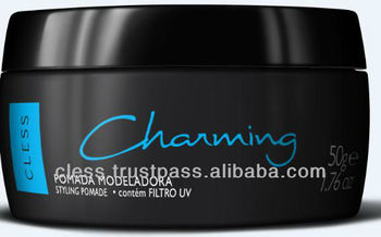 CLESS CHARMING Special Black Styling Pomade