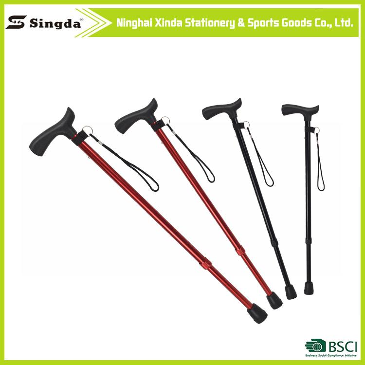 very good price hot sell good quality telescope stick nordic walk cane
