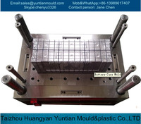 Taizhou Huangyan battery container mould manufacturers with rich experience