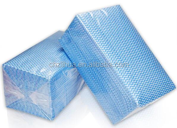 High Quality spunlace nonwoven household bamboo spunlace nonwoven