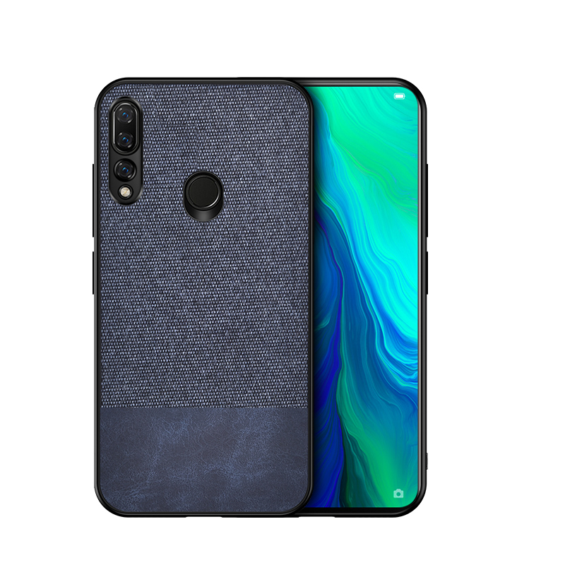 High Quality Mobile Phone Case Back Cover For Huawei y9 prime/P smart <strong>Z</strong>/Y9 2019 fabric cloth Case cover shell