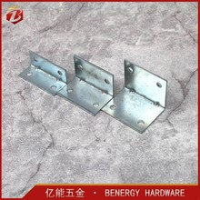 hardware decorative metal furniture corner L shaped metal bracket