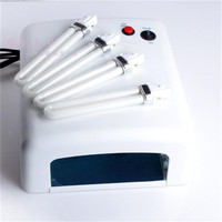 Alibaba cheap wholesale curing 36w dryer gel uv nail lamp