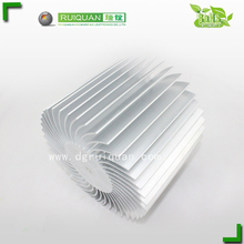 LED modular heat sink, LED module heat sink,sun flower shape heat sink