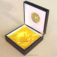 customized acrylic window box see through gift boxes