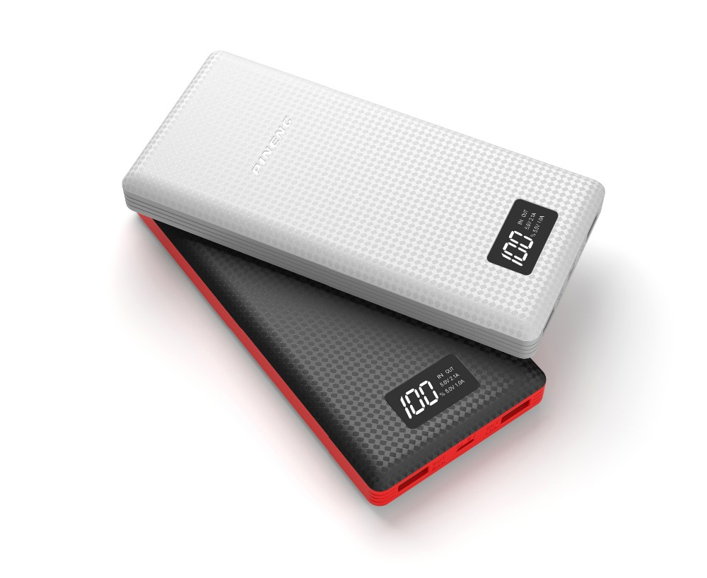 High Capacity Power Bank 20000mah for all digital products