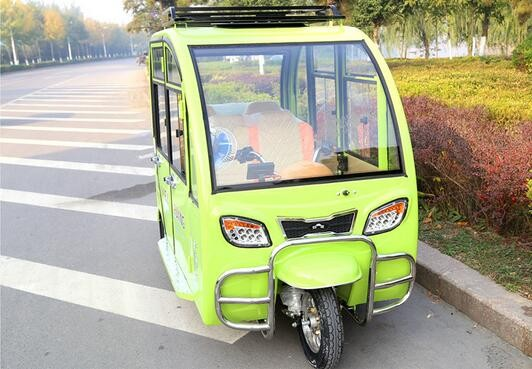 New Design Bottom Price Auto bajaj taxi electric tricycle for passenger