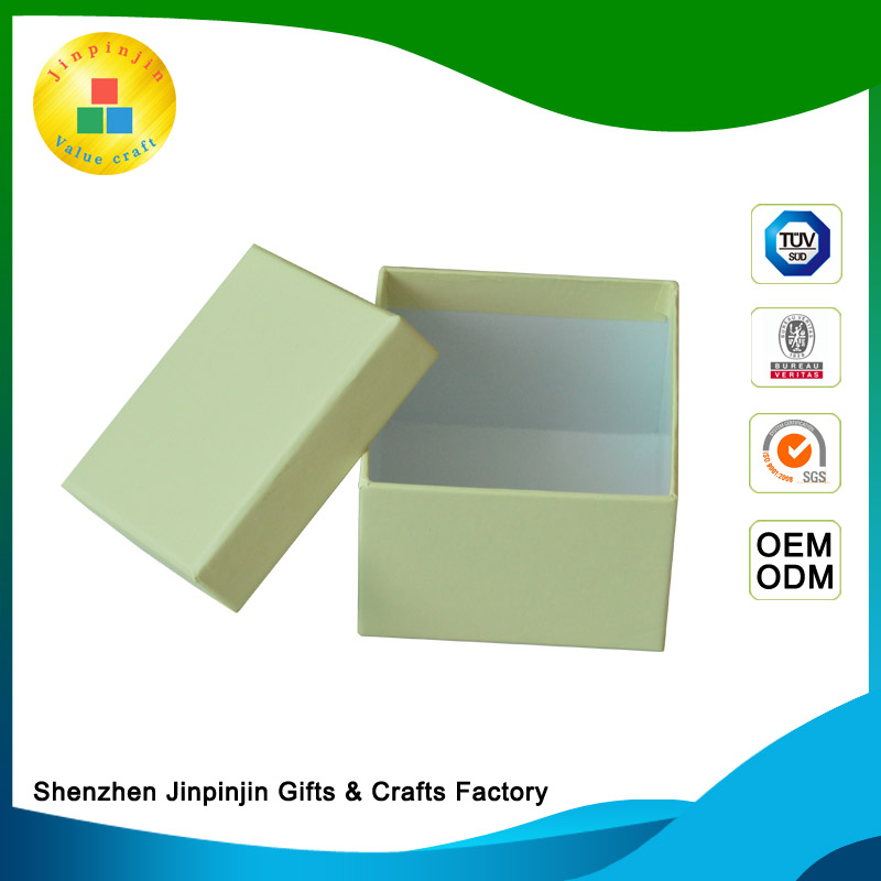 factory suppliper Corrugated paper Matt Lamination flower jewellery house shape gift box
