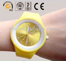 2012 The Best Promotion Gifts Silicone Jelly watches