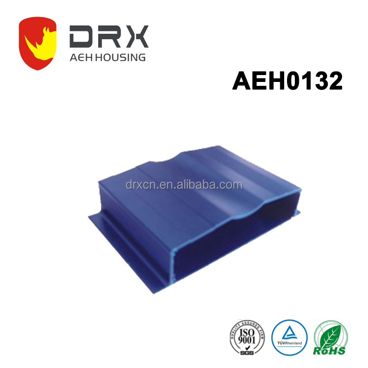 Good Quality Extruded Aluminum Heatsink Enclosure For Controller Device