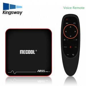 Android Android Tv M8S Pro W Android 7.1 Amlogic S905W 2Gb/16Gb Wifi 4K Smart Tv Box Mag 254 Stalker Youtube 4K Netflix 1080P