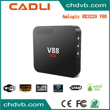 Factory wholesale rk3229 mxr android tv box firmware with promotional price