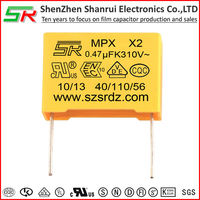 X2 Model MKP MPX Metallized Polypropylene