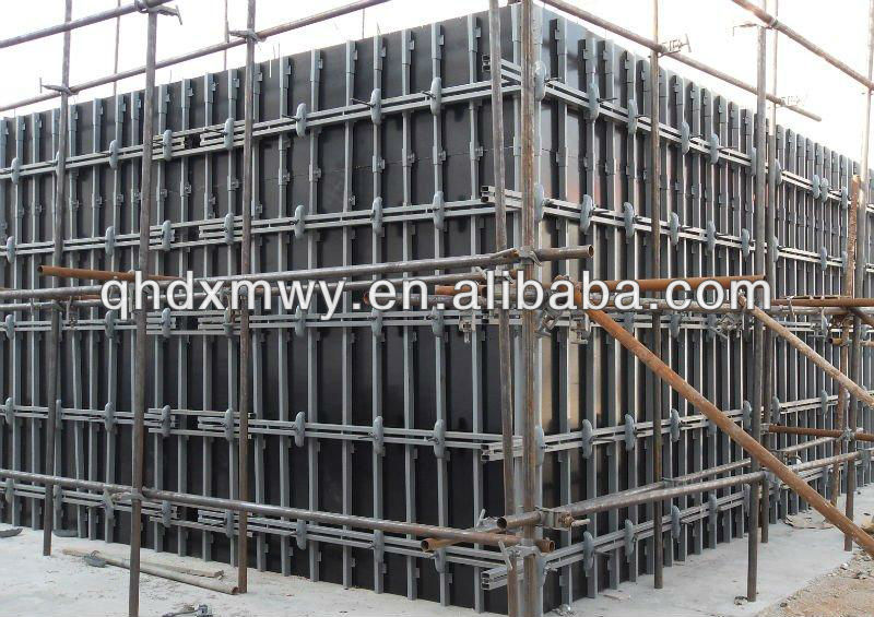 scaffolding formwork for column system Building Construction