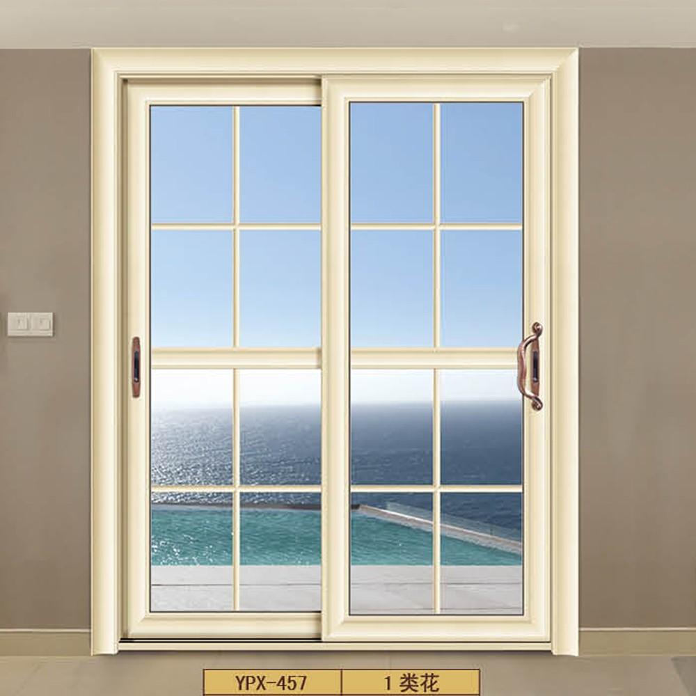 Puertas De Aluminio Con Cristal Para Exterior Aluminios Dan De  ~ Puerta Corredera Cristal Exterior