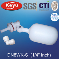 "1/4"" Water Dispenser, Purifier Accesories Float Valve"
