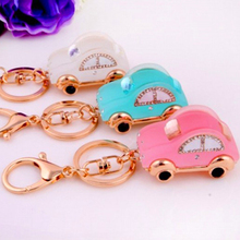 Best Selling Cabinet and chic Car Pendant Keychain