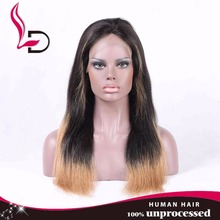 Qingdao Factory Low Price Best Quality Brazilian Full Lace Wigs For Black Women