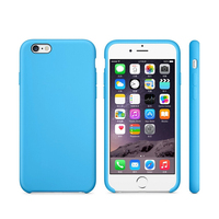 mobile phone bumper soft tpu case for iphone 6 6s