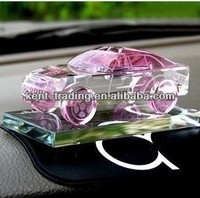 crystal car perfume seat car air freshener