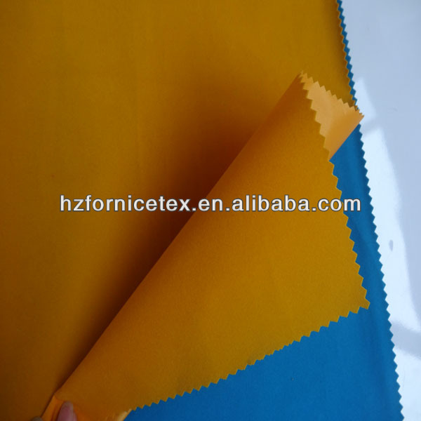 100% nylon flocked taffeta fabric for jewelry box LQX-0007