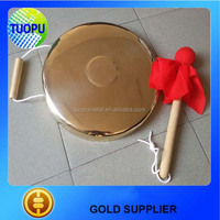 China made brass gong,antique brass gong,handmade brass gong for sale